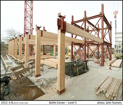 """stamets-BCS-2012-3.8_0117+119-124-850px - Wood and steel (See: http://www.flickr.com/photos/bullitt_center/ for usage information) • <a style=""""font-size:0.8em;"""" href=""""http://www.flickr.com/photos/87145936@N05/7986793145/"""" target=""""_blank"""">View on Flickr</a>"""
