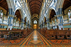 Interior of St Paul's Anglican Cathedral | Melbourne (I Prahin | www.southeastasia-images.com) Tags: detail church worship raw cathedral interior gothic melbourne anglican flindersstreet swanstonstreet churchofengland bestcapturesaoi