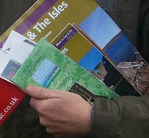BOWfest brochures