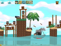 Down With The Ship iPad - Monster Robot Studios (homeschooledmail) Tags: monster robot ship with action pirates down studios the ipad