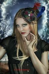 Fantasia I (5) (cgimagen) Tags: retrato maquillaje reportaje retoquedigital pieldelicada