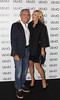 Vannis Marchi and Kate Moss At the photocall for Italian fashion label Liu Jo during Milan Fashion Week Milan, Italy