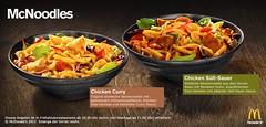 McDonald's Austria - McNoodles (McDonaldsCorp) Tags: menu menus austria mcdonalds imlovinit mcnoodle mcnoodles mcdonaldsaustria menuinnovation