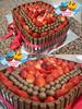 كيكة الفراولة و الشوكولا (Heavenly Sweets ☁) Tags: cakes cup floral cake colorful chocolate sweets heavenly qatar maltesers عبدالله كيك قطر أم فراولة زخارف توزيعات شوكولا كب
