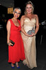 Lisa George and Sue Devaney The Genesis Ball 2012, held at the Hilton Hotel - Arrivals Manchester, England