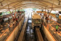 KL Monorail, Bukit Bintang Station