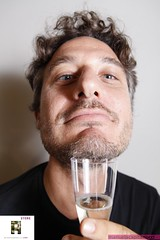 CloseUpProject (ManuelaUster) Tags: portrait people man closeup project drink posing pg ritratti capitanucci alessandrelli