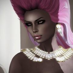 Vendome (Bea Serendipity) Tags: fashion style fair jewellery sl secondlife corset zodiac vendome thearcade gatcha glamaffair blackliquidmakeup