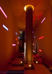New York (Pat.A.) Tags: new york interior coloredlights buildingdetails