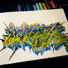 ICKY GRAFFITI (iCKY*(R.I.P TOWN*)( EVIL LETTERS CREW *) Tags: black art k monster tattoo graffiti book sketch 3d cool colore y elc c tag letters evil bean crack crew graff piece paco bomb huh scooby bombing gi icky iz ick blackbook puppetmaster dondi wiz the ikki 1134 vew graffiri hepi icci i 3dgraffiti ieces teamhuh evilgraffiti evilletterscrew ickone