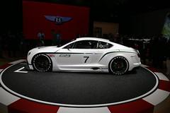 Bentley Continental GT3 Concept (upcomingvehiclesx) Tags: auto paris car continental autoshow vehicle concept bentley 2012 britishcar bentleycontinental parismotorshow 2012parismotorshow bentleycontinentalgt3concept continentalgt3concept mondialdelautomobile2012