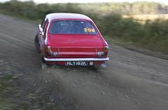 Hillman Avenger (Chris McLoughlin) Tags: rally motorsport hillmanavenger chrismcloughlin ceirioghughes sonyslta77 emyrhall tracktod
