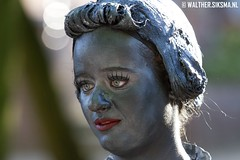 WS20120930_0176 (Walther Siksma) Tags: world people holland festival arnhem statues humanstatues 2012 gelderland levendstandbeeld worldstatues levendestandbeelden worldstatuesfestival walthersiksma