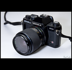 [ 358/365 ] Yashica (Krrillo) Tags: old david canon studio eos 50mm estudio 7d 365 yashica camara carrillo analogica krrillo