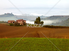 Tuscan Villa (petenature8877) Tags: morning travel sunset italy green fall tourism beautiful beauty misty fog season landscape grey countryside morninglight early town spring italian scenery europe soft mediterranean gray foggy scenic tranquility happiness overcast hills dew valley serenity tuscany villa romantic serene positive melancholy picturesque rolling humid calmness mild tuscan tranquilscene traveldestinations rollingfields scenicdestination