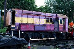 Class 08: 08694 Loughborough Great Central Railway (emdjt42) Tags: loughborough greatcentralrailway class08 08694