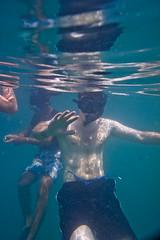 DSC09505 (andrewlorenzlong) Tags: fish swimming swim thailand snorkel andrew snorkeling kohchang kohrang kohrangyai korangyai