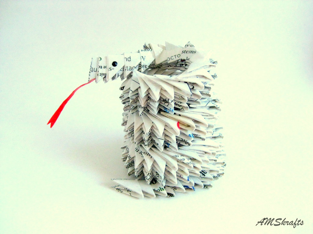 The world 39 s best photos of goldenventurefolding flickr for Recycled decorative items