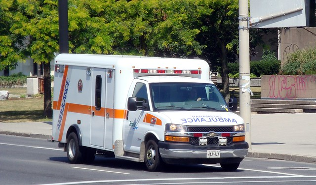 county medical chevy service express emergency ems brant 3500