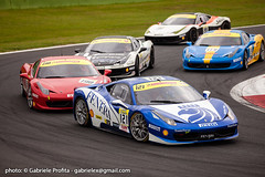 "Ferrari Challenge - Trofeo Pirelli 2012 <a style=""margin-left:10px; font-size:0.8em;"" href=""http://www.flickr.com/photos/24828582@N00/8070719912/"" target=""_blank"">@flickr</a>"