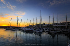 harbour sunset1 (WITHIN the FRAME Photography(5 Million views tha) Tags: sunset yachts masts boats lowlight shadows light sun westcoast southafrica tourism travels eos6d 1635mmlens reflections silhouettes