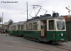 Graz 206 Karperweg (TonyW1960) Tags: electrischemuseumtramlijnamsterdam graz karperweg 206 tram strassenbahn trikk tranvia
