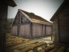 Home (Dag in SL) Tags: secondlife gorean torvaldsland village gorsecondliferegionneithsecondlifeparcelhlidskjalfvillageandmistiquemainstoresecondlifex219secondlifey134secondlifez22
