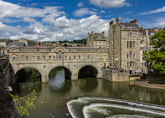 "Pulteney Bridge • <a style=""font-size:0.8em;"" href=""http://www.flickr.com/photos/139356786@N05/28215213103/"" target=""_blank"">View on Flickr</a>"