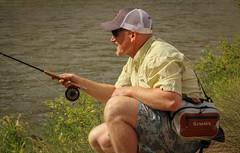 Content (E. Hanson) Tags: yakimariver flyfishing portrait