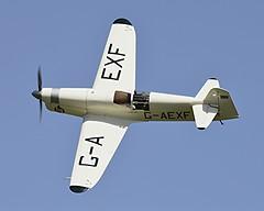 Percival Mew Gull G-AEXF (Fleet flyer) Tags: percivalmewgullgaexf percivalmewgull mewgull percival mew gull gaexf racer racingaircraft shuttleworthcollection oldwarden shuttleworth bedfordshire