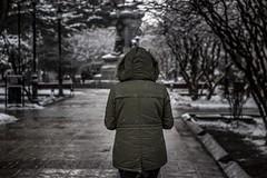 Punta Arenas (Medigore) Tags: personas 50mm canont3i santiago medigore retrato colors gente persona nieve plaza punta arenas