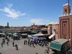 Marrakesh_0044 (JespervdBerg) Tags: holiday spring 2016 africa northafrican tamazight amazigh arab arabic moroccanstyle moroccan morocco maroc marocain marokkaans marokko marrakech marrakesh djemaaelfna