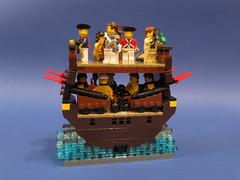 03 (PigletCiamek) Tags: lego masterandcommander aubrey maturin