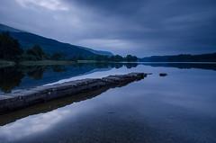 Loch Ard Jetty (davidballantyne2) Tags: nikon scotland lochard leefilters longexposure