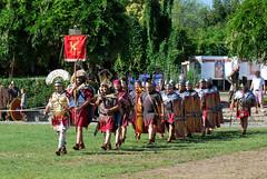 Legio XV. Apollinaris (Pter_kekora.blogspot.com) Tags: savaria sabaria ludisavariense szombathely savariakarnevl carnival history romanempire pannonia historicfestival summer 2016 hungary
