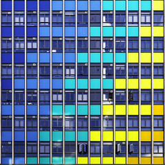 Windows (Enrique Mesa) Tags: windows cuadrado square arquitectura architecture sudfrica southafrica