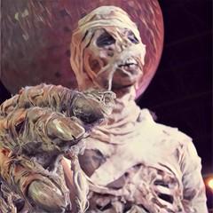 Hand of the mummy (MarcFreak) Tags: horror scifi drwho doctorwho mummy