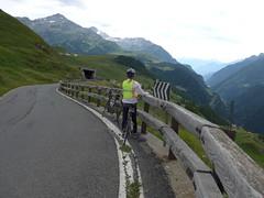 P1000550 (cyclingup.eu) Tags: bike cycle climb rad fahrrad aufstieg steigen fietsen klimmen cyclisme vlo grimper passo dello spluga splgenpass chiavenna