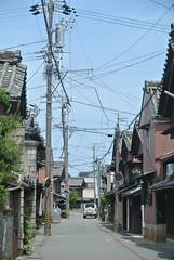 ise152 (tanayan) Tags: road street alley mie ise japan nikon j1 kawasaki