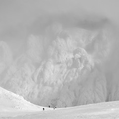 Ascending Into the Clouds (Scott Withers Photography) Tags: mthood oregon