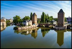 Strasbourg p.o.v. (ELtano86) Tags: strasburgo strasbourg eltano86 reflexion riflesso point