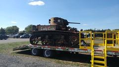 M3A1 Stuart light tank (arsmith151) Tags: m3 m3a1 stuart tank afv armor wwii military