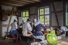 Viehmarkt 1756 - Wackershofen-0811.jpg (Siegfried Kreuzer) Tags: reenactment freilichtmuseum wackershofen viehmarkt 1756