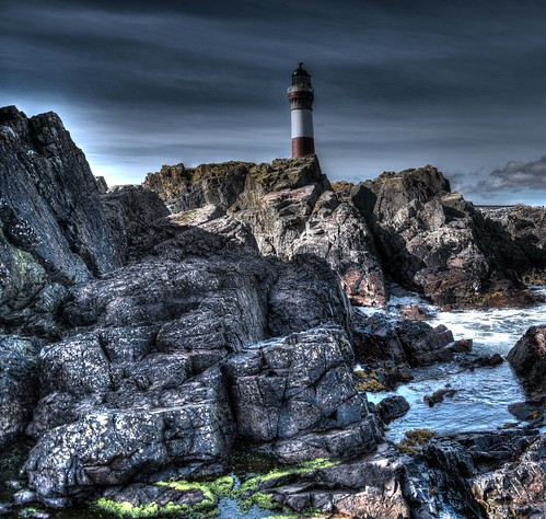 Buchan Ness Lighthouse -17th Sept 2016
