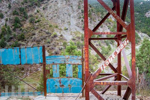 Road to Artuch Base Camp, Fann Mountains, Tajikistan.