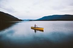 Murtle. (ben giesbrecht) Tags: murtlelake canoe camping bc explore adventure landscape outdoors nature fishing clipper