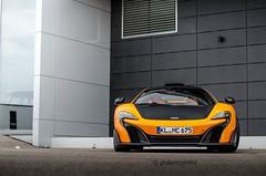 Orange (Giuliano Zentini) Tags: mclaren 675lt 675 lt longtail v8 orange british