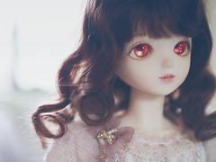 Sarang (Moonteahouse) Tags: doll bjd abjd moonteahouse bluefairy tinyfairy sarang mtheyes