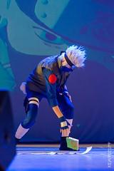 Naruto Kakashi (Zilephiroth) Tags: naruto kakashi cosplay shinobi shippuuden