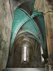 Silvacan (ottra) Tags: light cloister monastry church lucid